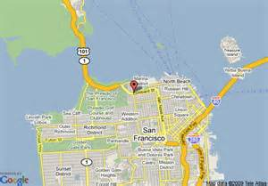 san francisco map fishermans wharf map of 8 motel san francisco fishermans wharf area san francisco