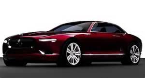 Bertone Jaguar B99 Bertone S Baby Jaguar B99 Concept Looks Surprisingly