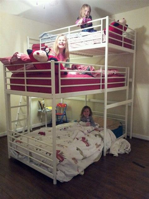 ikea hack bunk bed triple bunk bed ikea hack car pictures