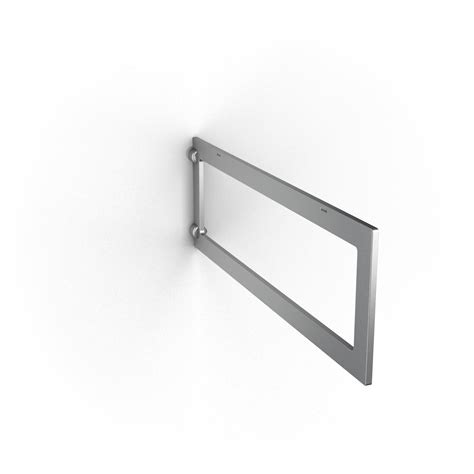 floating sink bracket 440mm pair mastershelf
