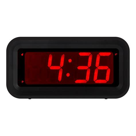 Digital Alarm Clock digital desk clocks hostgarcia