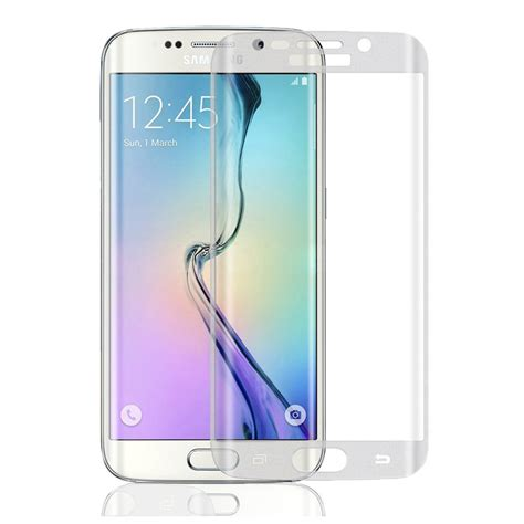Samsung Galaxy S7 Edge Melengkung Tempered Glass Screen Protector payporte samsung galaxy s7 edge tempered glass
