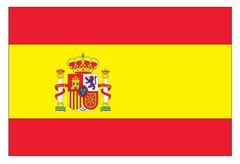 spain colors spain flag weneedfun