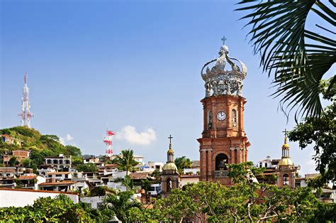 Our Lady of Guadalupe Church in Downtown Puerto Vallarta