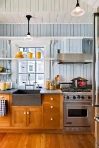country kitchen design wall