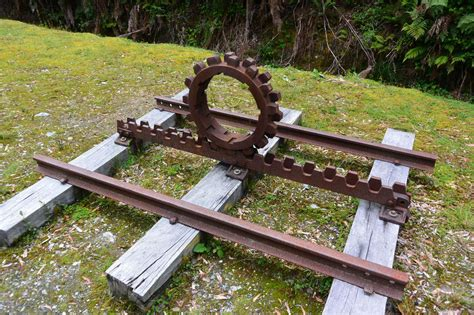 Rack And Pinion Railway by West Coast Wilderness Railway H J Travel