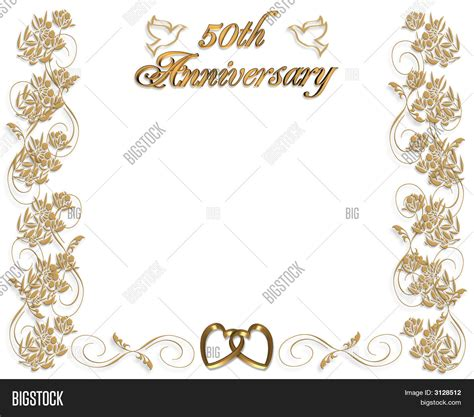 Powerpoint Template Design For 50th Wedding Anniversary Dbcyfbc 50th Anniversary Powerpoint Template