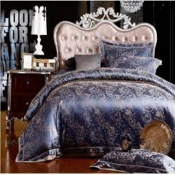 King Size Duvet And Curtain Sets Aliexpress Com Buy 6pcs Silk Jacquard Duvet Comforter