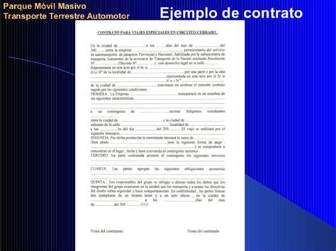 licencia nacional habilitante cnrt parque m 243 vil