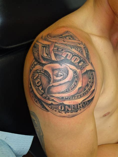 rose tattoos meaning money tattoos designs ideas and meaning tattoos for you