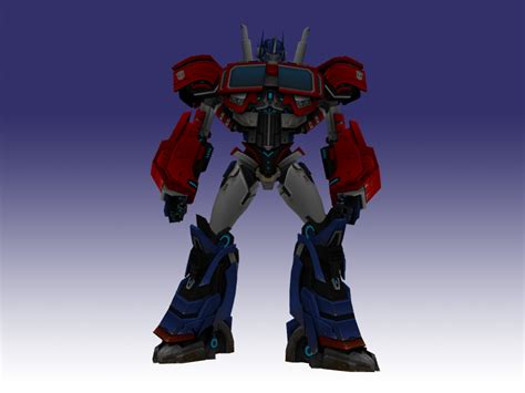 Mobil Transformer Universe Warrior tfu optimus prime by naruhinafanatic on deviantart