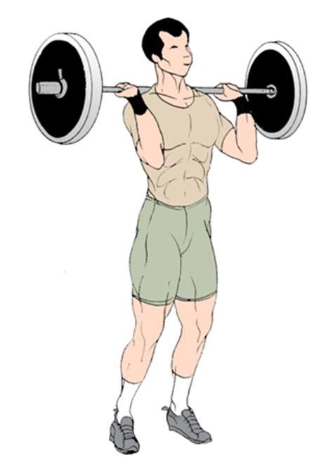 squats exercise squat front squat bodyweight