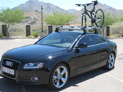 Audi A5 Roof Rack by Bike Rack On An A5 Audiworld Forums