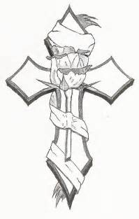 Afrenchieforyourthoughts tribal cross tattoos cross tattoos designs
