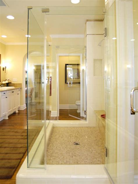 hgtv bathroom showers tub and shower trends hgtv