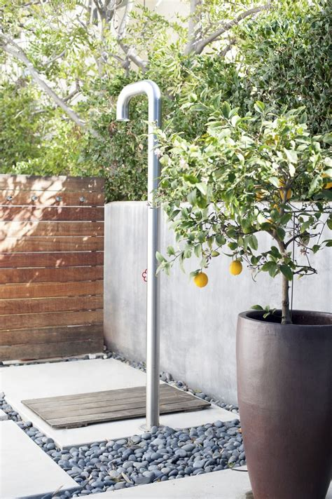 best outdoor shower 195 best outdoor showers images on pinterest outdoor