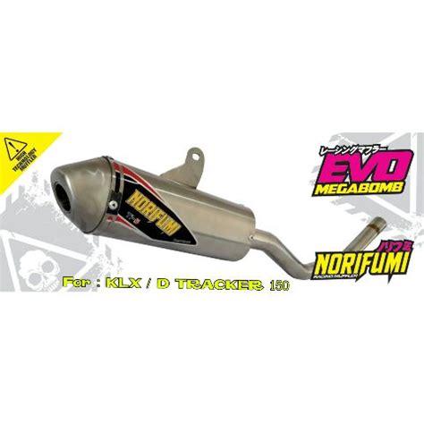 Knalpot Klx Pro Circuit Harga Grosir knalpot norifumi klx 150 system mega bomb hrga 1 6 jt