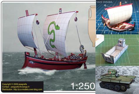 Papercraft Ship - ninjatoes papercraft weblog d l papercraft ww2 lcvp