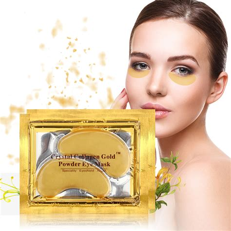 Gold Collagen Eye Mask 30 pairs collagen gold eye mask anti aging