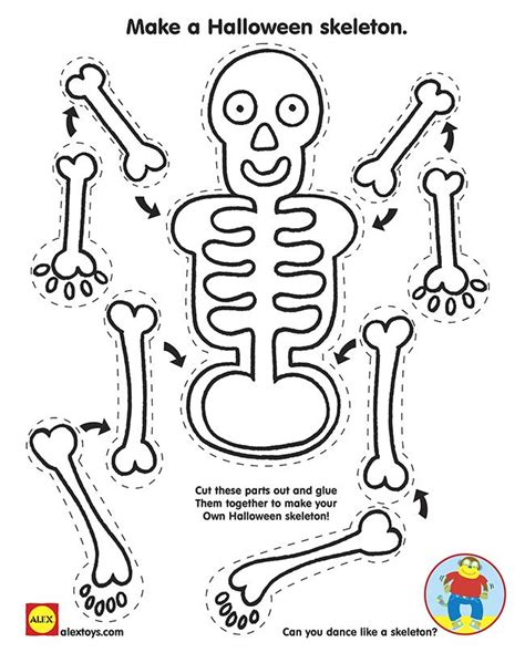skeleton template to cut out skeleton template to cut out printable 196 best silhouette