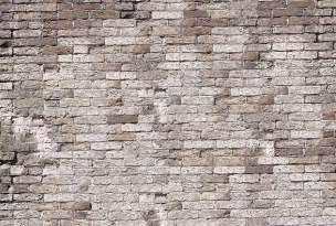 mur de brique poster mural trompe l oeil briques au look