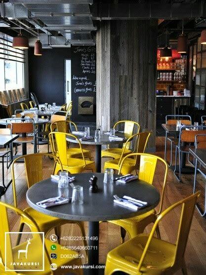 Kursi Makan Bar Trembesi Kursi Cafe Kursi Retro Meja Makansofa kursi cafe industrial retro jual kursi cafe furniture