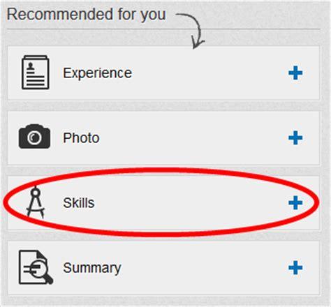 linkedin skills section how to maximize your linkedin endorsements social media
