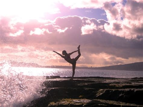 wallpaper yoga free yoga sunset beaches nature background wallpapers on