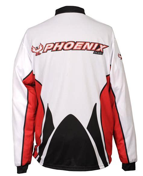 phoenix boats jersey sublimate l s jersey phoenix boats apparel