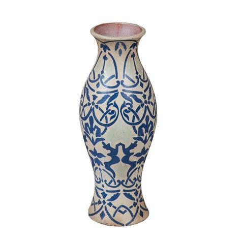 European Vases by Timeless Classics European Damask Vase