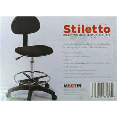 Martin Stiletto Drafting Chair With Foot Ring Hobby Lobby Drafting Table Hobby Lobby