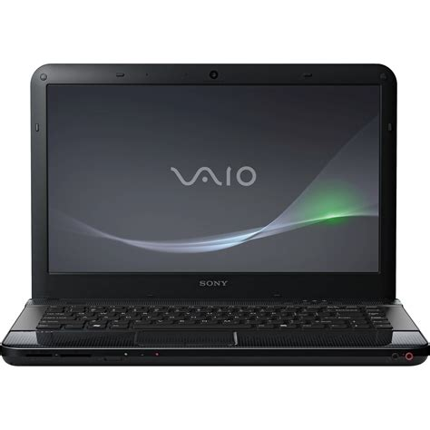 Lava L Top by Sony Vaio Ea Vpcea36fx B 14 Quot Notebook Computer Vpcea36fx B
