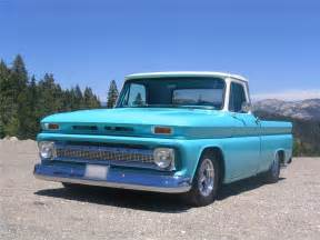 1966 Chevrolet Truck 1966 Chevrolet Fleetside Custom 43269