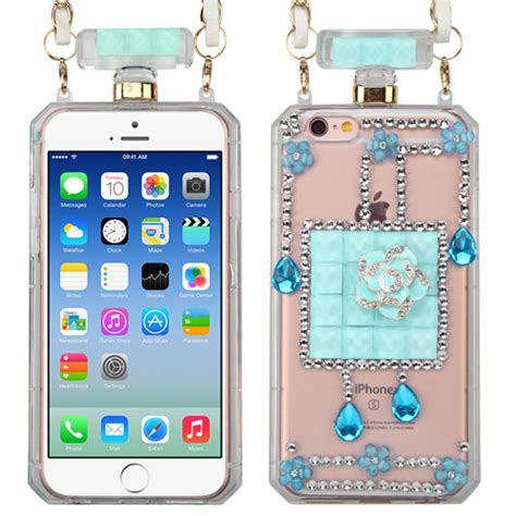 Casing Cover Iphone 6 6s Premium Shining Baby Skin Ultra Thin Gold 116 for apple iphone 6s 6 flowers baby blue diamante perfume bottle
