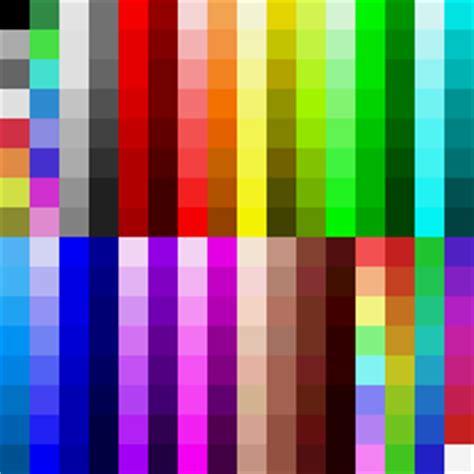 fornaxvoid color palettes