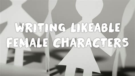 Likeable Characters