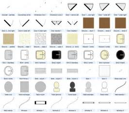 Floor Plan Symbols by Architecture Buildings And Floor Plan Symbols Included
