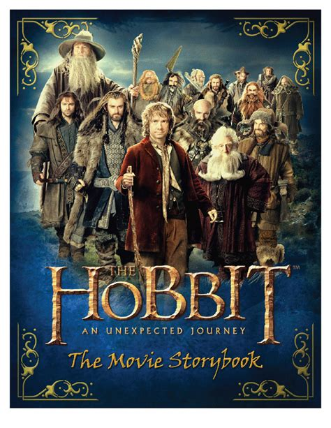 the hobbit picture book the hobbit an journey tie in books coming