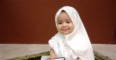 Anak Type Khadijah Nama Nama Anak Perempuan Muslim Modern Tempo Resah