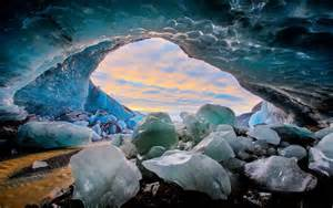Crystal Cave Iceland by Ice Cave In Skaftafell Iceland Please Take Me Here