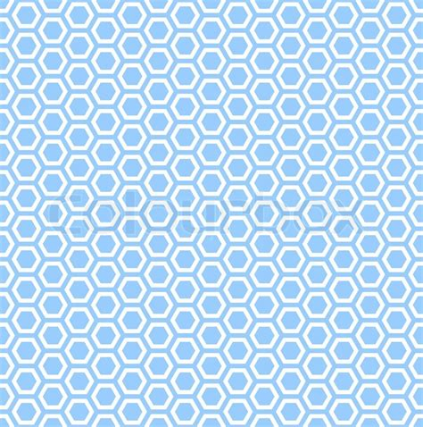 Pola Motif 3d Honeycomb Pattern seamless hexagons blue texture repeatable pattern with