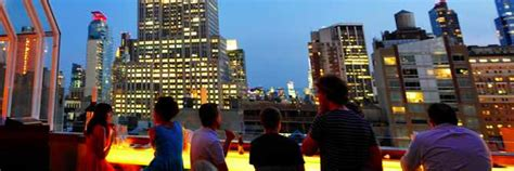 top 10 bars in manhattan the 10 best rooftop bars in manhattan new york city