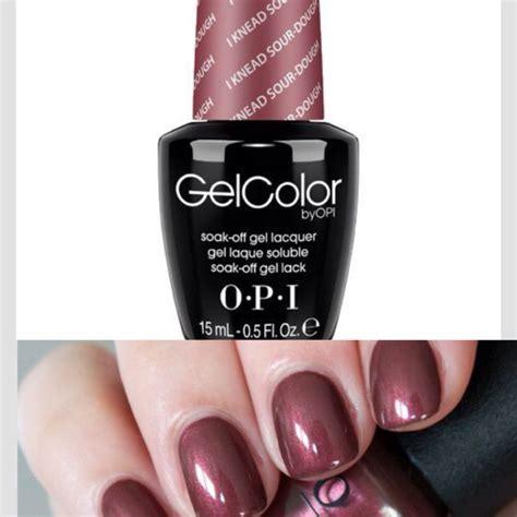 The 25  best Opi gel colors ideas on Pinterest   Opi gel