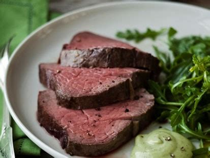 Beef Tenderloin Ina Garten | ina garten s slow roasted filet of beef with basil