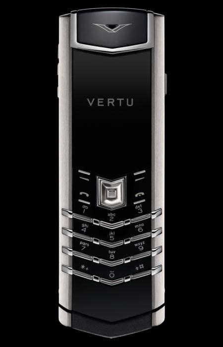 vertu signature  design specs  price phonegg