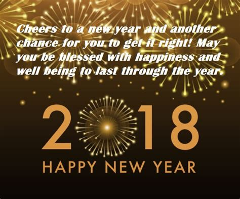 happy new year 2018 greeting cards wishes best wishes