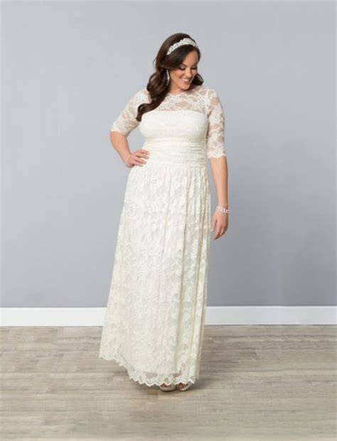 10 stunning and affordable plus size wedding dress