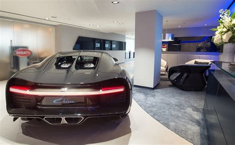 bugatti dealership not your average car showroom bugatti opens flagship