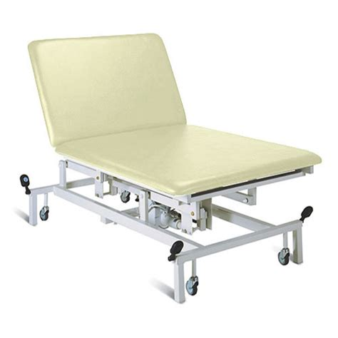 hydraulic couch vision hydraulic medical couch beige medical couches