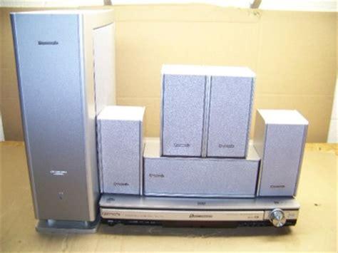o panasonic sa ht700 dvd surround sound system ebay